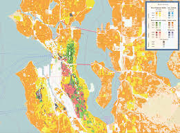 Map Of Seattle Diversity In The Us Mapped World Economic Forum