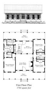 313 best house plans images on pinterest architecture dream cool house plan id chp 49769 total living area 1744 sq