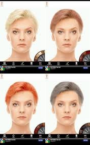 see yourself with different color hair 3 fun apps to experiment with your hair colour hair romance