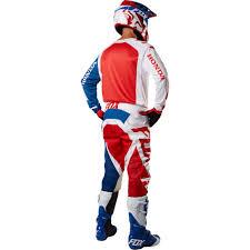 fxr motocross gear 2018 fox racing 180 honda gear kit red sixstar racing