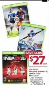 best video games deals for black friday best black friday 2015 video game deals see all stores