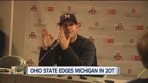 Jim Harbaugh Memes - jim harbaugh bitterly disappointed with officiating in loss to
