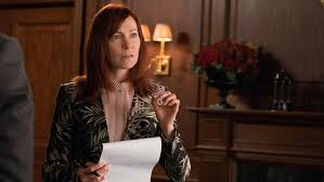 the good wife hairstyle good wife spinoff good fight books carrie preston variety