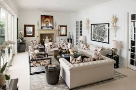 mix and match living room furniture elegant regency style palm beach villa combines classic and in