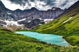 Montana mountains images Free photo montana glacier national park mountains cracker lake jpg