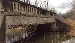 bridges of county map rapid bridge replacement projects by county