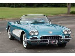 1962 corvette for sale craigslist 1958 to 1962 chevrolet corvette for sale on classiccars com 166