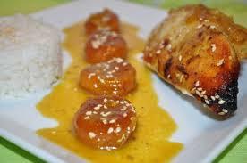 cuisine sucré salé poulet sucré salé les recettes de la cuisine de asmaa