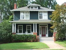 Colonial House Style Best 25 Four Square Homes Ideas On Pinterest Foursquare House