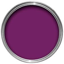 purple paint dulux made by me interior exterior purple passion gloss