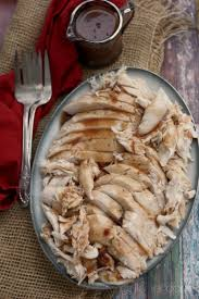 cooker cranberry turkey breast with gravy all roads lead to