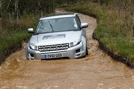 land rover range rover off road range rover evoque off road motor trader car news