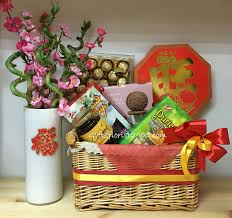 new year gift baskets new year gift basket lunar new year hers cny gifts