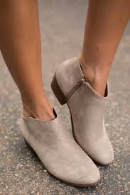 click to buy personality ankle boots low heel kick back taupe ankle boots at reddressboutique com pinteres