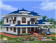 Contemporary Home Designs And Floor Plans Contemporary House Designs Sq Feet 4 Bedroom Villa Design