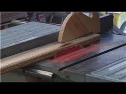 cutting angles on a table saw home maintenance tips how to angle a cut with a table saw youtube
