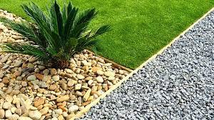 kiesgarten anlegen und mit pflanzen gestalten