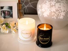 avec amour soy candles and home fragrance