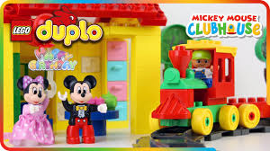 lego mickey mouse clubhouse mickey u0027s birthday cake episode 2