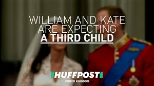 What Is Kensington Palace Duchess Of Cambridge Prince William Expecting Their Third Child
