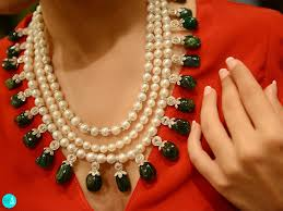jewelry fashion necklace images Gemstone jewellery and mens jewellery trends at vogue wedding show jpg