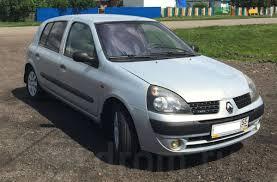 renault clio 2002 авто рено клио 2002 года в омске 2002 год выпуска по птс 1 4