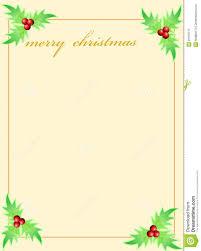 christmas card template blank template idea