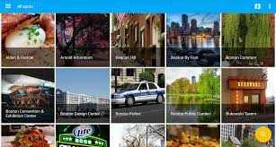 Boston Tourist Map Boston Travel Guide Tourism Android Apps On Google Play