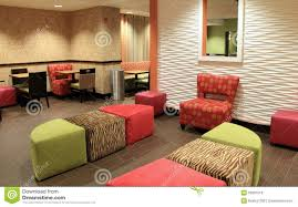 example of ultra modern design in sitting area holiday inn