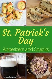 st patrick u0027s day appetizers and bite sized snacks chef debra