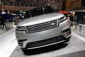 range rover velar costs range rover sport money in geneva feels