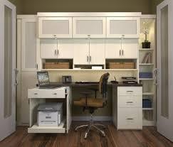 built in computer desk in kitchen home design ideas