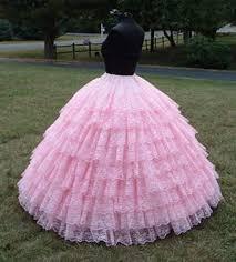 unterrock fã r brautkleid mode 9 schichten rosa spitze ballkleid petticoat durchmesser