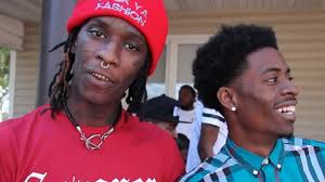 rich homie quan hair rich homie quan and young thug