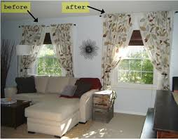 where to hang curtains curtain call simply chic