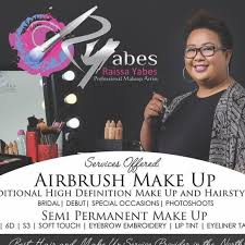 makeup school ta ryabes professional makeup artistry home