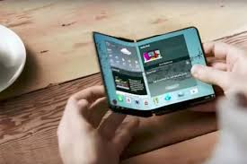 samsung foldable phones will be available in 2018
