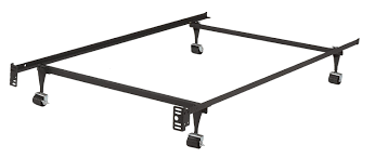 amazon com king u0027s brand heavy duty metal twin size bed frame