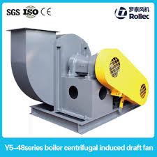 industrial exhaust fan motor industrial dust collector fan with siemens radial fan motor cement