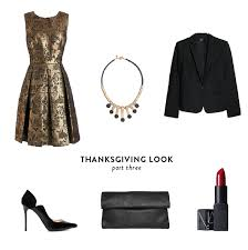 what to wear on thanksgiving say yes