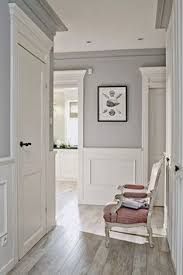 paint color in entry is dolphin fin by behr office is amherst