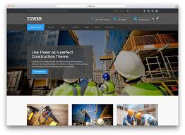 engineering brochure templates free 30 best construction company themes 2018 colorlib