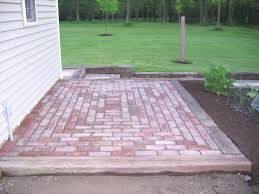 laying pavers over concrete patio i pattern pavers calculator backyard patio and fire pit designs