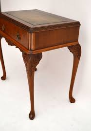 Schreibtisch Gebraucht Side Table Kleiner Schreibtisch Antik