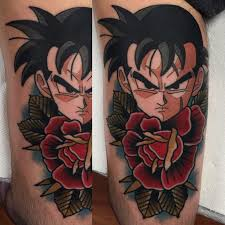 tattoo ideas featuring gohanonpoint tattoos