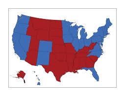 2016 Electoral Map Predictions Html Autos Post by Cartographic Principles