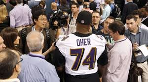 The Blind Side Player Michael Oher Tired Of Hearing About U0027blind Side U0027 Movie Baltimore Sun