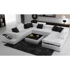 canapé panoramique en cuir canapé d angle panoramique en cuir jazzy canapés en u