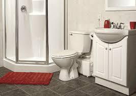 Plumbing For Basement Bathroom by Saniflo News Release