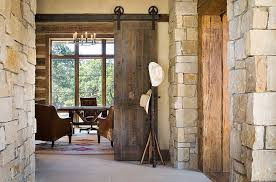 Barn Houses Pictures 20 Home Offices With Sliding Barn Doors